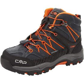 CMP Campagnolo Rigel Mid Trekking WP Shoes Kids asphalt